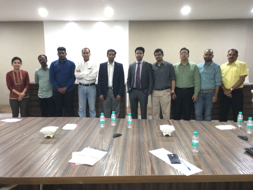 Dr. Raghav Barve And Team|Dr Barve's The Bone and Joint Clinic|Erandwane,Pune